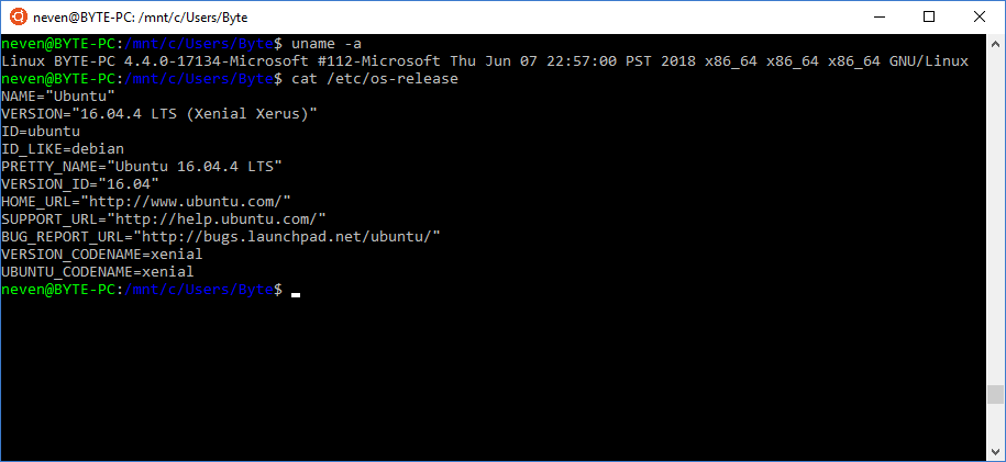 How to install Windows Subsystem for Linux (BashOnWindows) offline on Windows
